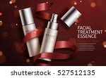 Exquisite Cosmetic Ads  Facial...