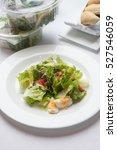 Healty Vegetable Salad With...