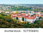 View Of Strahov Monastery In...