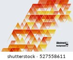 abstract background with... | Shutterstock .eps vector #527558611