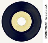 vintage looking vinyl record... | Shutterstock . vector #527613265