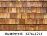 Wood Shake Wall.building Wall....