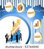 business concept | Shutterstock .eps vector #52764040