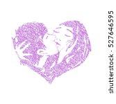 handdrawn illustration of... | Shutterstock . vector #527646595