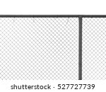 steel wire mesh that is used to ... | Shutterstock . vector #527727739