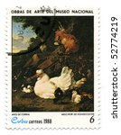 cuba   circa 1980  a stamp... | Shutterstock . vector #52774219