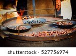 Chestnuts Roasted In Old Iron...