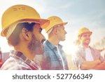 business  building  teamwork... | Shutterstock . vector #527766349