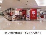 bangkok   jan 3  kfc restaurant ... | Shutterstock . vector #527772547