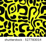leopard pattern  vector ... | Shutterstock .eps vector #527783014