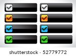 buttons for web | Shutterstock .eps vector #52779772