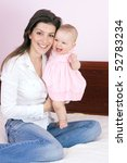 mother's love | Shutterstock . vector #52783234