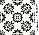 vector seamless pattern.... | Shutterstock .eps vector #527892559