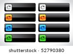 buttons for web | Shutterstock .eps vector #52790380