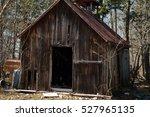Old Maple Sugar Shack