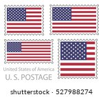 united states of america flag... | Shutterstock .eps vector #527988274
