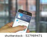 montreal  canada   june 23 ... | Shutterstock . vector #527989471