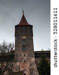 Old City.nuremberg.germany.
