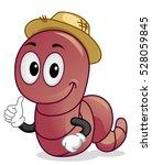 Mascot Illustration Of An...