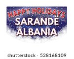 Sarande Albania Happy Holidays...