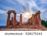 Temple Of Juno   Ancient Greek...