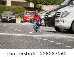 4 year old little caucasian boy ...   Shutterstock . vector #528237565