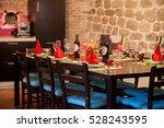 komiza  vis   croatia   aug 15  ... | Shutterstock . vector #528243595