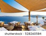 Restaurant On Terrace With Vie...