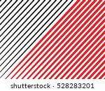 oblique  diagonal lines pattern. | Shutterstock .eps vector #528283201