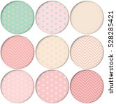 vector patterns texture with... | Shutterstock .eps vector #528285421