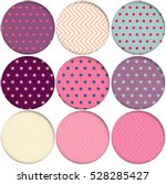 vector patterns texture with... | Shutterstock .eps vector #528285427