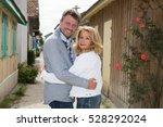 lovely couple senior in...   Shutterstock . vector #528292024