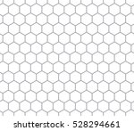 Hexagonal Cell Seamless Patter...