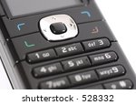 black cell phone | Shutterstock . vector #528332