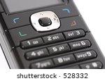 black cell phone | Shutterstock . vector #528332