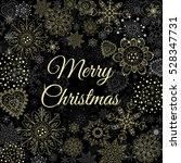 merry christmas background....   Shutterstock .eps vector #528347731