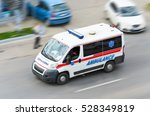 Small photo of Ambulance van