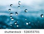 water drops.   Shutterstock . vector #528353701