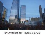 9 11 memorial area and adjacent ... | Shutterstock . vector #528361729