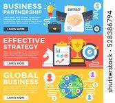 business partnership  effective ...   Shutterstock .eps vector #528386794