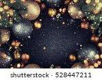 christmas balls.   Shutterstock . vector #528447211
