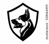 dog | Shutterstock .eps vector #528463495