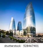 baku  azerbaijan  oct 4  2016 ... | Shutterstock . vector #528467401