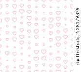seamless pattern with pink... | Shutterstock .eps vector #528479329