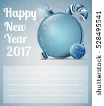 christmas card. bright stars...   Shutterstock .eps vector #528495541