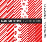 Candy Cane Stripes And...