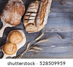Composition Of Freshly Baked...