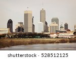 Skyline Of Indianapolis ...