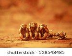 morality  see no evil hear no...   Shutterstock . vector #528548485