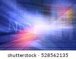futuristic  modern  high tech ... | Shutterstock . vector #528562135